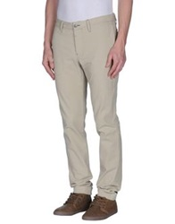 Thinple Casual Pants Beige