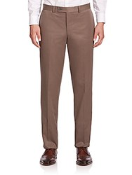 Saks Fifth Avenue Ford Dress Pants Olive