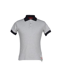 Atelier Fixdesign Polo Shirts Light Grey