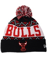 New Era Chicago Bulls Biggest Christmas Knit Hat