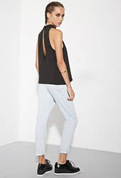 Forever 21 The Fifth Label Just For Now Top Black