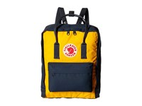 Fjall Raven K Nken Navy Warm Yellow Backpack Bags