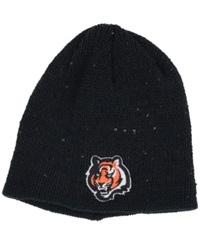 New Era Women's Cincinnati Bengals Glistener Knit Hat Graphite