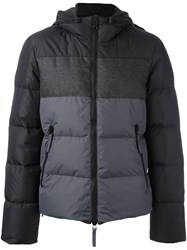 Duvetica 'Cadell' Padded Jacket Grey
