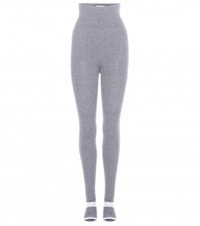 M. Patmos Wool Leggings Grey