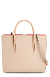 Christian Louboutin Large Paloma Empire Calfskin Leather Tote