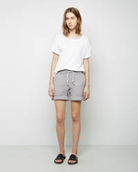 Band Of Outsiders Sweat Shorts Heather Grey