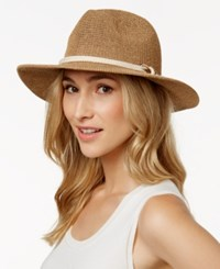 Vince Camuto Rope Panama Hat Whey