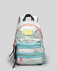 Marc By Marc Jacobs Backpack Domo Arigato Mini Packrat Light Mint Multi