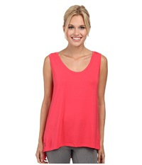Lole Candice Top Campari Women's Sleeveless Red