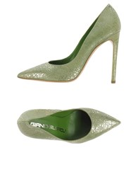Giancarlo Paoli Footwear Courts Women Light Green