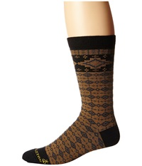 Pendleton Fair Isle Crew Black Crew Cut Socks Shoes