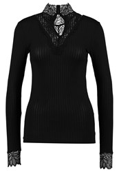 Y.A.S Yas Yasblace Long Sleeved Top Black