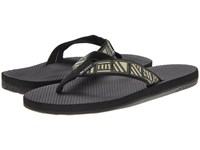 Scott Hawaii Manoa Kanu Men's Sandals Black
