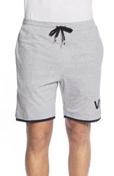 Men's Rvca 'Layers' Knit Shorts