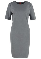 United Colors Of Benetton Shift Dress Grey