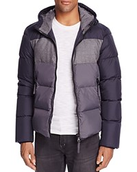 Duvetica Cadell Down Jacket Blue Navy