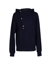 Revolution Sweatshirts Dark Blue