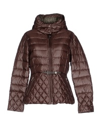 Henry Cotton's Down Jackets Cocoa