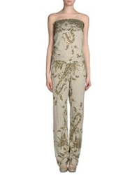 Only 4 Stylish Girls By Patrizia Pepe Pant Overalls Military Green