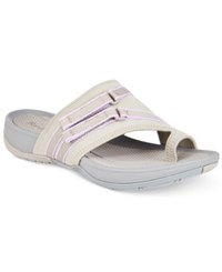 Bare Traps Shannon Flat Sandals Women's Shoes Ash