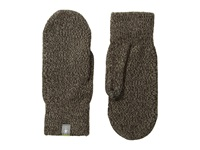 Smartwool Cozy Mitten Taupe Over Mits Gloves