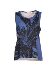 See By Chloe See By Chloe T Shirts Blue
