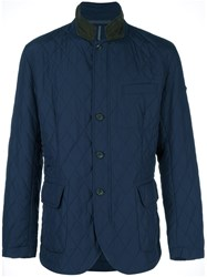 Hackett Padded Jacket Blue