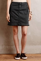 Marrakech Zipped Utility Skirt Moss
