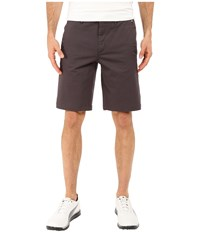 Hugo Boss Liem2 1 W 10165966 0 Charcoal Men's Shorts Gray