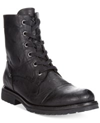 Guess Texin Boots Men's Shoes Black