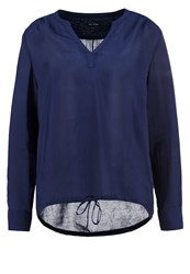 Marc O'polo Tunic Dark Atlantic Blue