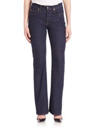 Acne Studios Lita High Rise Flare Jeans One