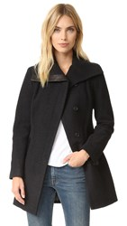 Soia And Kyo Jana Coat Black
