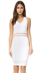 Rebecca Minkoff Charly Dress Chalk
