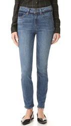 Paige Hoxton Ankle Undone Shadow Pocket Jeans Neva