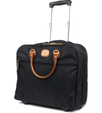 Brics X Travel Business Briefcase Black