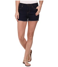 Obey Lean Mean Classic Shorts Rinse Women's Shorts Navy