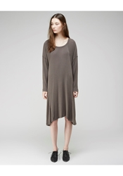 Zucca Gauze Bea Dress Grey