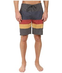 Rip Curl The Bends Boardshorts Black Men's Swimwear