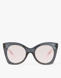 Le Specs Savanna In Slate Slate Peach