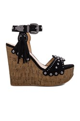 Ash Bliss Heel Black