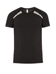 Casall M Power Up Short Sleeved Performance T Shirt Black