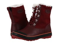 Keen Elsa Boot Wp Zinfandel Women's Waterproof Boots Brown