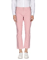 Carhartt Trousers Casual Trousers Men Pastel Pink