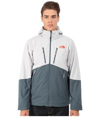 The North Face Apex Elevation Jacket High Rise Grey Conquer Blue Men's Coat White