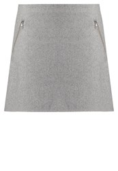 Gap Mini Skirt Grey