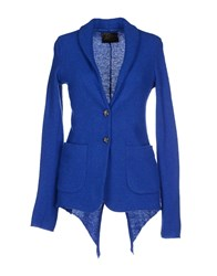 Cycle Suits And Jackets Blazers Women Blue
