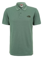 The North Face Polo Shirt Duck Green Oliv