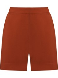 Andrea Marques High Waisted Short Brown